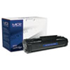 92AM Compatible MICR Toner, 2500 Page-Yield, Black