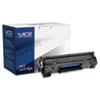 36AM Compatible MICR Toner, 2000 Page-Yield, Black