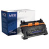 64XM Compatible High-Yield MICR Toner, 24000 Page-Yield, Black