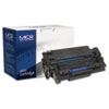 51AM Compatible MICR Toner, 6500 Page-Yield, Black