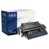 61XM Compatible High-Yield MICR Toner, 10000 Page-Yield, Black