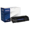 53AM Compatible MICR Toner, 3000 Page-Yield, Black