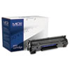 35AM Compatible MICR Toner, 30000 Page-Yield, Black
