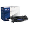 11XM Compatible High-Yield MICR Toner, 12000 Page-Yield, Black