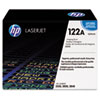 Q3964A (HP 122A) Imaging Drum, Black/Color