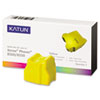 KAT37985 Phaser 8500 Compatible, 108R00671 Solid Ink, 3000 Yld, 3/Box, Yellow