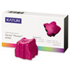 KAT38705 Phaser 8400 Compatible, 108R00606 Solid Ink, 3400 Yld, 3/Box, Magenta