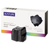 KAT38707 Phaser 8400 Compatible, 108R00604 Solid Ink, 3400 Yld, 3/Box, Black