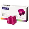 KAT37992 Phaser 8560 Compatible, 108R00724 Solid Ink, 3400 Yld, 3/Box, Magenta