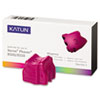 KAT37984 Phaser 8500 Compatible, 108R00670 Solid Ink, 3000 Yld, 3/Box, Magenta