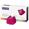 KAT37984 Phaser 8500 Compatible, 108R00670 Solid Ink, 3000 Yld, 3/Box, Magenta