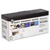 15ABIO BioBlack Compatible Remanufactured Toner, 2,500 Page-Yield, Black