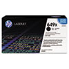 CE260X (HP 649X) High-Yield Toner Cartridge, 17,000 Page-Yield, Black