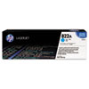 C8551A (HP 822A) Toner Cartridge, 25000 Page-Yield, Cyan