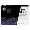 CF280XD, HP-280X, High-Yield Toner, 6900 Page-Yield, 2/Box, Black