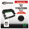 Compatible Remanufactured 310-8710 (E450) Drum, 30000 Page-Yield, Black