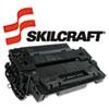 751000NSH1097 Compatible Reman CE255A (55A) Toner, 6000 Page-Yield, Black