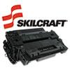 751000NSH1098 Compatible Reman High-Yld CE255X (55X) Toner, 12500 Page-Yld, Blk