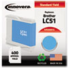 20051C Compatible, Remanufactured, LC51C Ink, 400 Page-Yield, Cyan