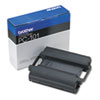 PC101 Thermal Ribbon Cartridge, Black