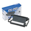 PC201 Thermal Transfer Print Cartridge, Black