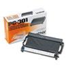 PC301 Thermal Transfer Print Cartridge, Black