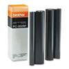 PC302RF Thermal Ribbon Refill Rolls, 2/Box