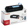 0264B001 (106) Toner, 5000 Page Yield, Black