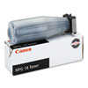 NPG14 (NPG-14) Toner, 25000 Page-Yield, Black