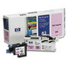 C4965A (HP 83) UV Printhead & Cleaner, UV Light Magenta