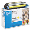 Q6462AG (HP 644A) Government Toner Cartridge, 12000 Page-Yield, Yellow