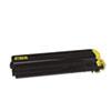 TK512Y Toner, 8000 Page-Yield, Yellow