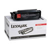 12A3715 High-Yield Toner, 12000 Page-Yield, Black