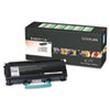 E460X11A Extra High-Yield Toner, 15000 Page-Yield, Black