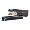 X945X2CG High-Yield Toner, 22000 Page-Yield, Cyan