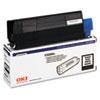 43034804 Toner (Type C6), 1500 Page-Yield, Black