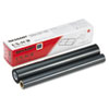 UX5CR Thermal Transfer Refill Ribbon, Black