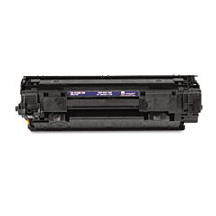 0281400500 36A Compatible MICR Toner, 2,000 Page-Yield, Black