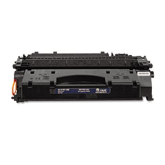 0281501500 05X Compatible MICR Toner, High-Yield, 3,500 Page-Yield, Black