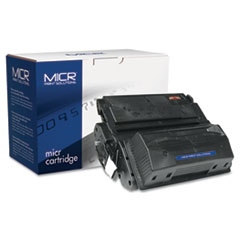 39AM Compatible MICR Toner, 18000 Page-Yield, Black