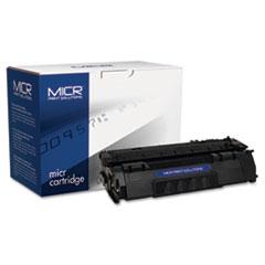 53AM Compatible MICR Toner, 3000 Page-Yield, Black