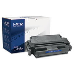 09AM Compatible MICR Toner, 15000 Page-Yield, Black