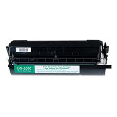UG5580 Toner, 9000 Page-Yield, Black