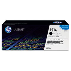 C9700A (HP 121A) Toner Cartridge, 5000 Page-Yield, Black