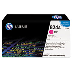 CB387A (HP 824A) Imaging Drum, 23,000 Page-Yield, Magenta