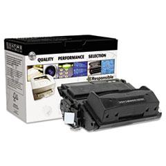 39UABIO BioBlack Compatible Remanufactured Toner, 20,000 Page-Yield, Black