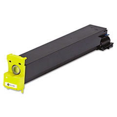 KAT32873 Bizhub C250 Compatible, New Build, 8938-506 Toner, 12,000 Yield, Yellow