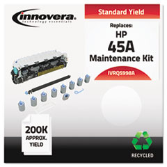 Q5998A Remanufactured, Q599867904 (4345) Maintenance Kit, 200000 Yield
