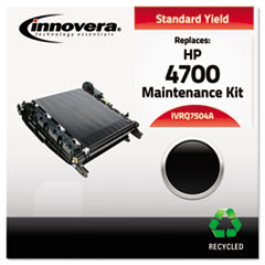 Compatible Remanufactured Q7504A (4700) Transfer Kit, 100000 Page-Yield