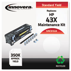 C9152A Remanufactured, C915267907 (9000) Maintenance Kit, 350000 Yield